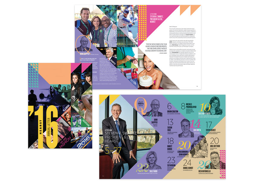 Hearst Creative Communications  Hearst 2016 Annual Report