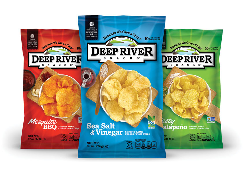 Kettle Chips Redesign  by HMSDesign