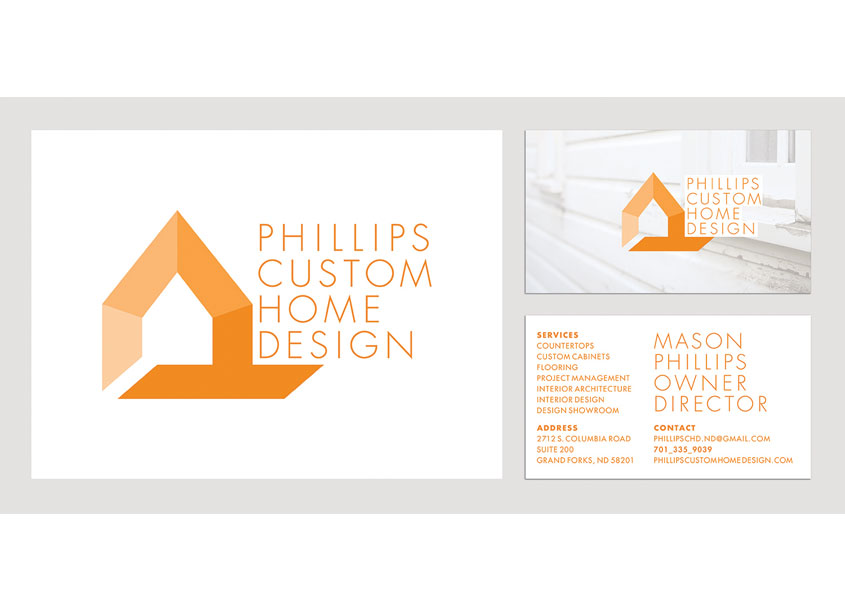 The Lab Design Studio  Phillips Branding Design