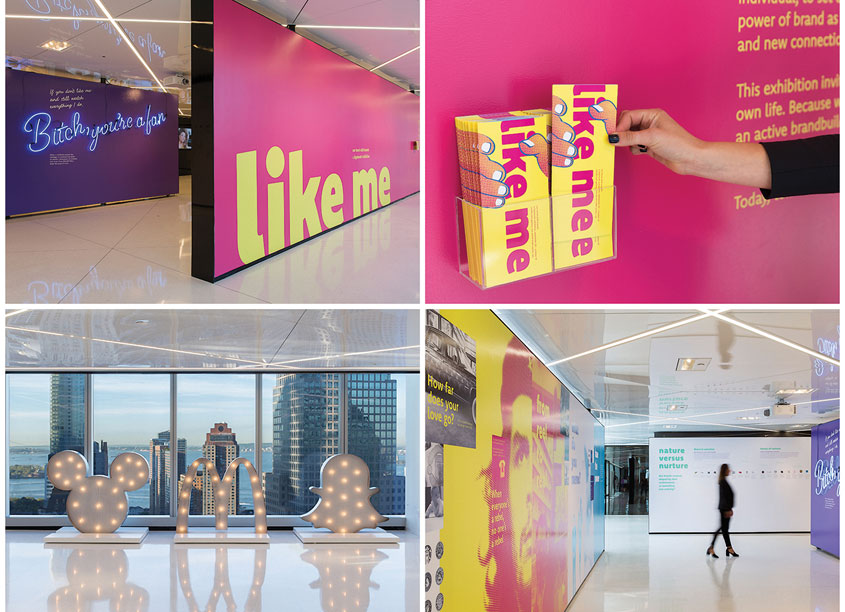 Lippincott Like Me: Our Bond With Brands, An Original Exhibition