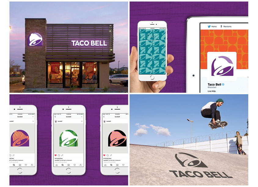 Lippincott Taco Bell Goes All-in On Brand Revolution