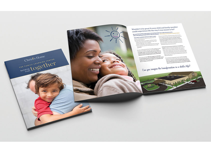 Merz  Christ's Home Case Statement Brochure