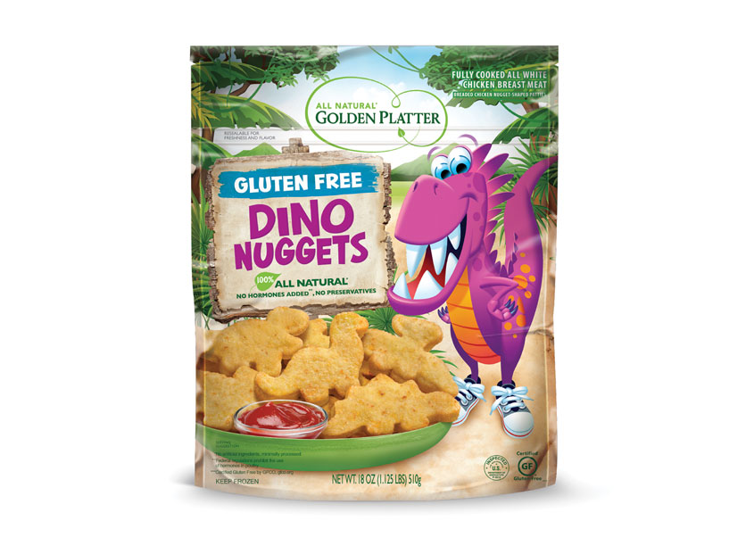 S2 Design Group  Dino Nuggets