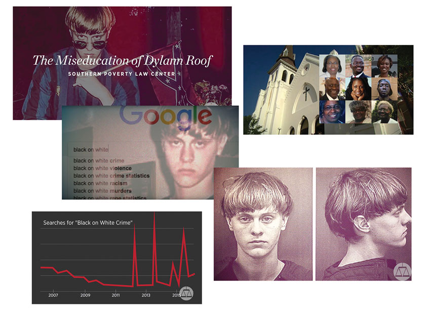 Southern Poverty Law Center  The Miseducation of Dylann Roof