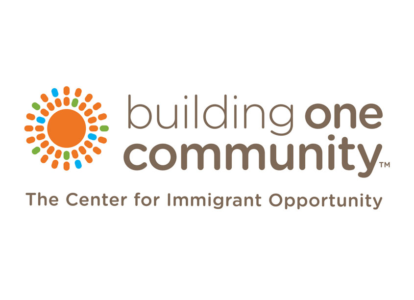 Building One Community™ Logo by TFI Envision, Inc.