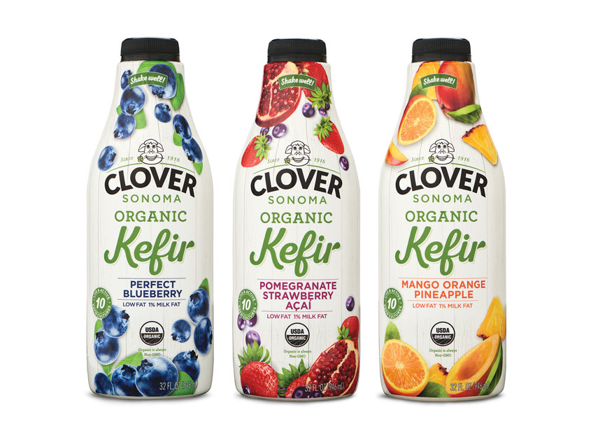 Voicebox Creative, Inc. Kefir Packaging