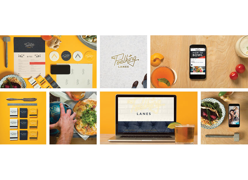 Poelking Branding by School of Advertising Art (SAA)