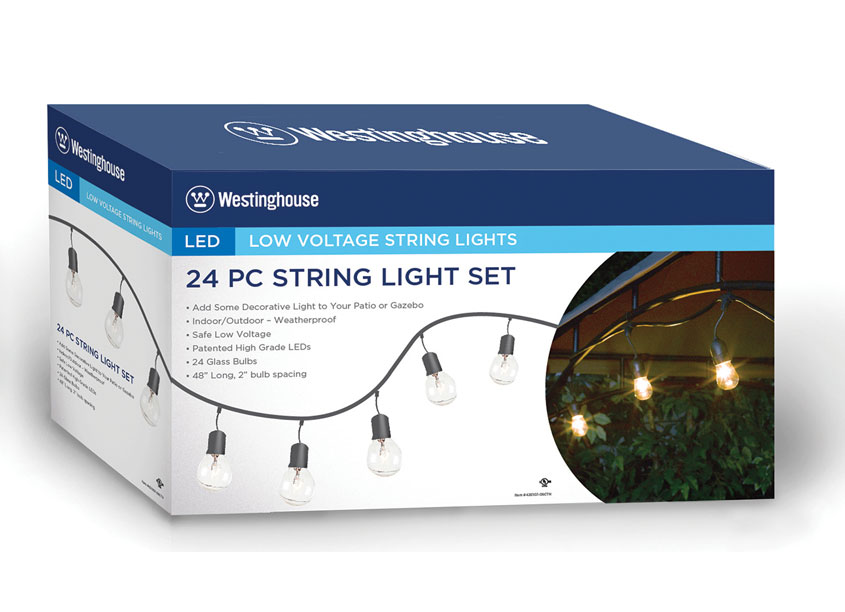 String Lights Package by Randy Richards Design