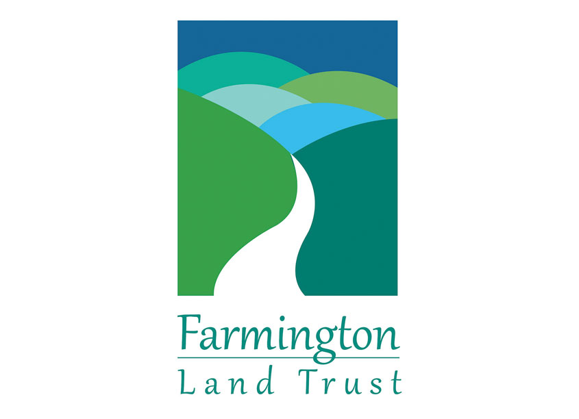 Farmington Land Trust Logo Concept by Randy Richards Design