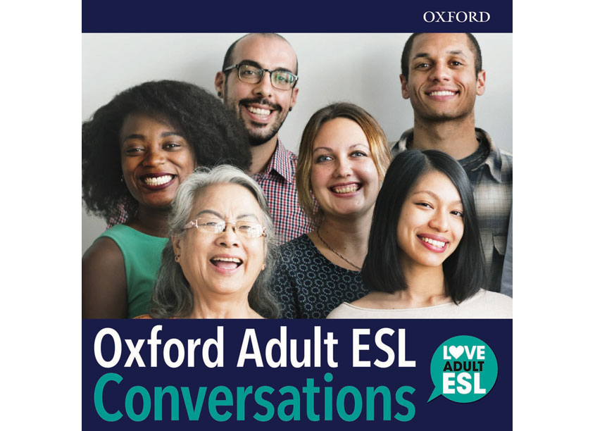 Ruzow Graphics, Inc. Oxford Adult ESL Conversations