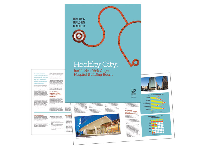 Ruzow Graphics, Inc. Healthy City