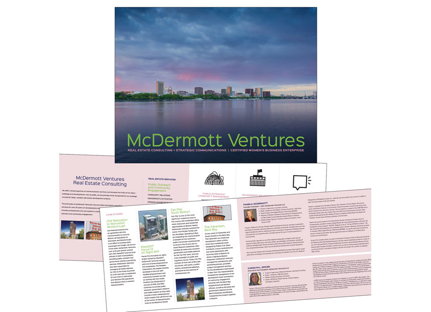 Ruzow Graphics, Inc. McDermott Ventures