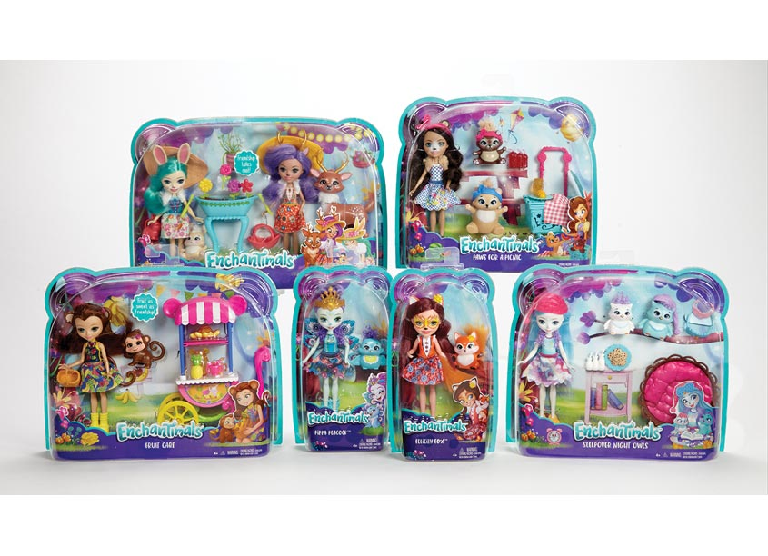 Enchantimals™ Line Look by Mattel, Inc.