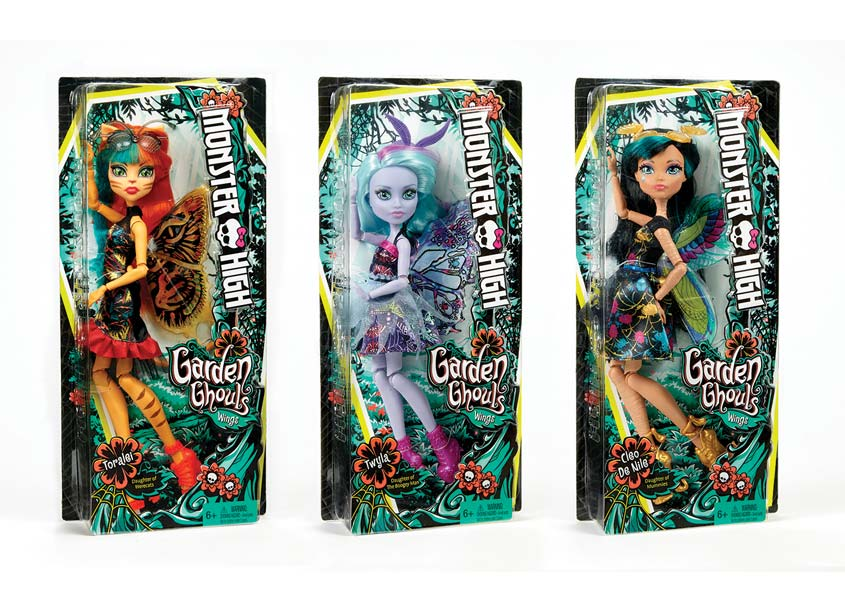 Monster High® Collector Abbey Bominabl® by Mattel, Inc.