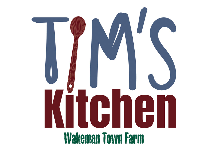 Ruzow Graphics, Inc. Tim's Kitchen Logo