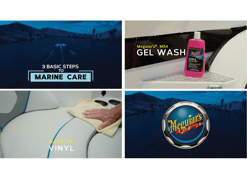 3 Basic Steps To Marine Care by 3M Meguiar's Design Center