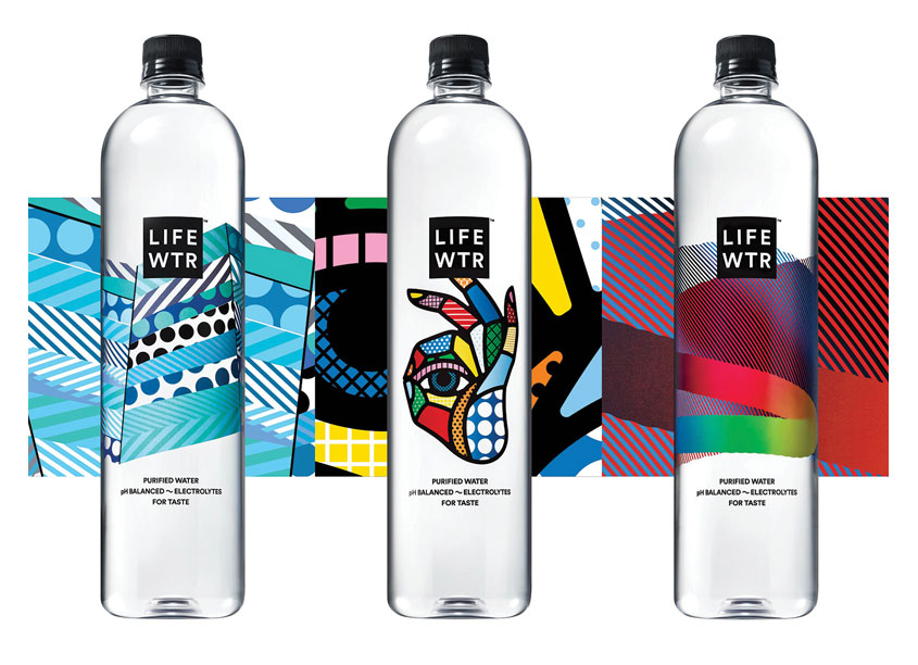 LIFEWTR: Series 1 by PepsiCo Design & Innovation
