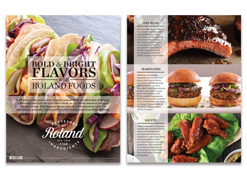 Advertorial: Bold & Bright Flavors With Roland Foods by Roland Foods, LLC - Creative Department