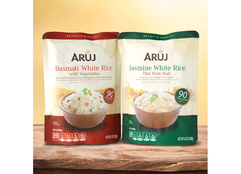 Aruj Rice by Smith Design