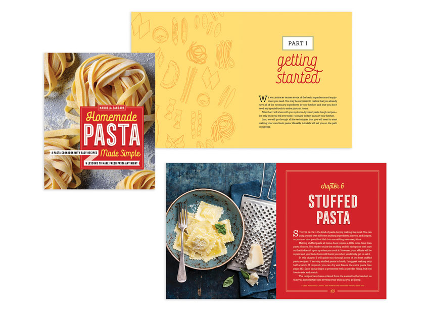 Callisto Media Homemade Pasta Made Simple