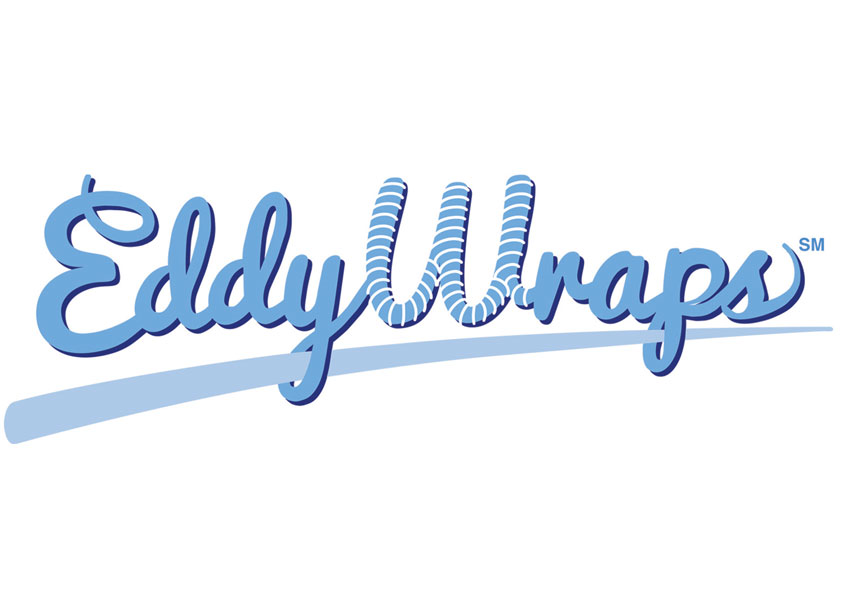 Eddy Wraps Identity by Devarj Design Agency