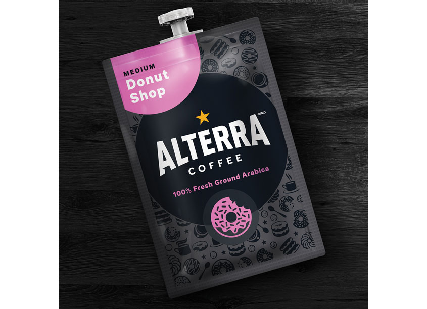 Mars Alterra - Coffee For The Modern Workplace by Elmwood