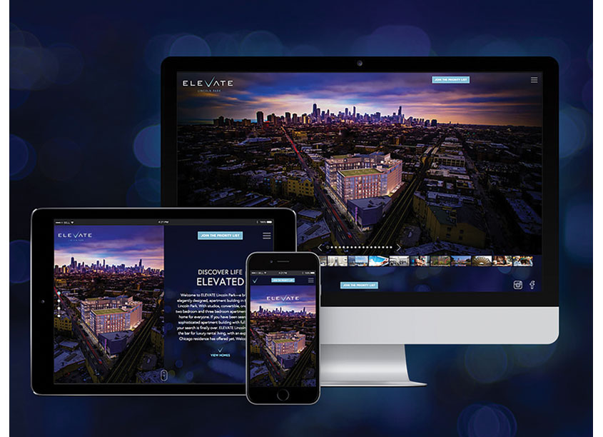 Nicer Collaborative: A Creative Studio  ELEVATE Lincoln Park Website Design