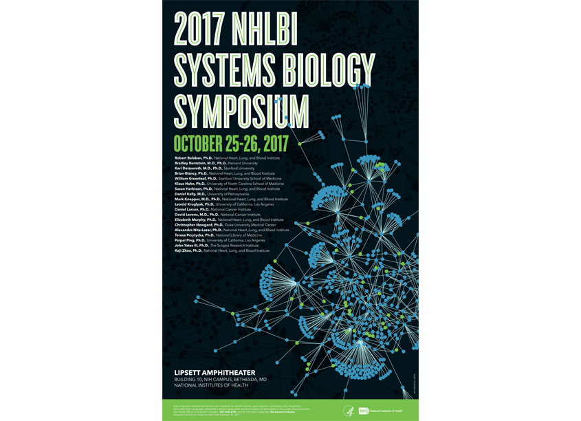 National Institutes of Health Medical Arts NHLBI Systems Biology Symposium
