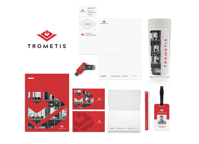Trometis Brand Identity by Test Monki