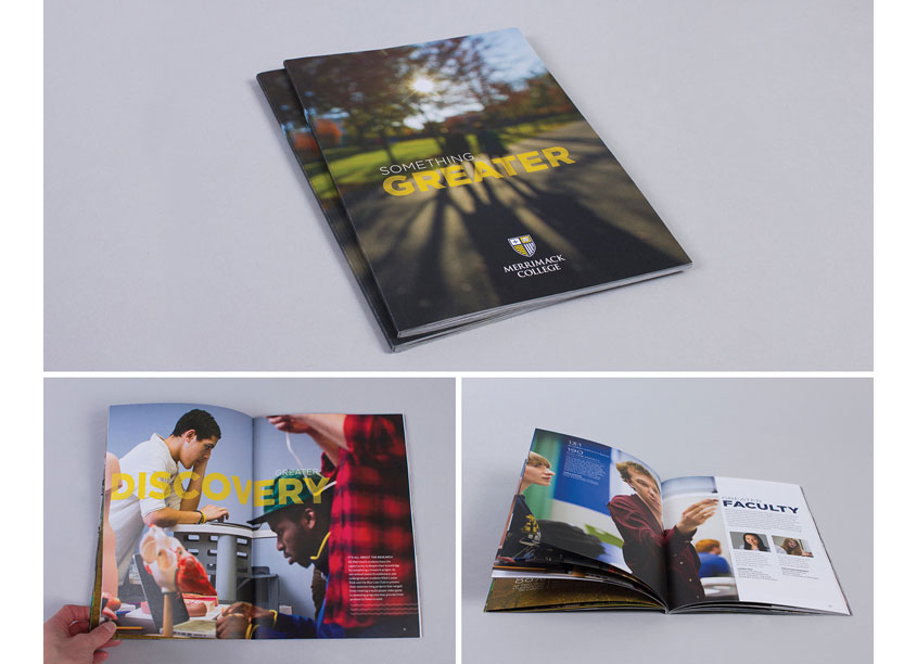 Merrimack College Viewbook 2016 by PBD