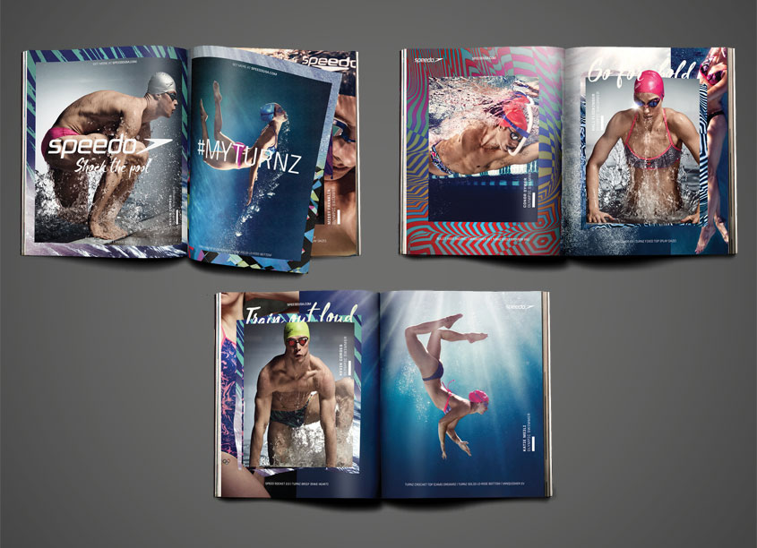 PVH Corporation  Speedo Turnz Advertising Campaign