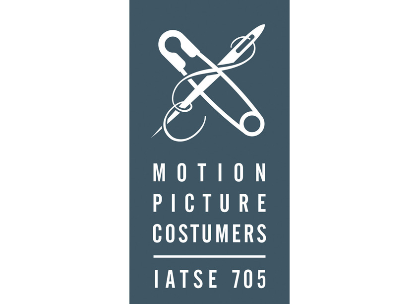 Motion Picture Costumers Identity by The Kitchen Collaborative