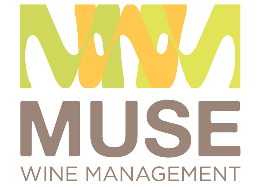 Muse Wine Management Logo by HB Design