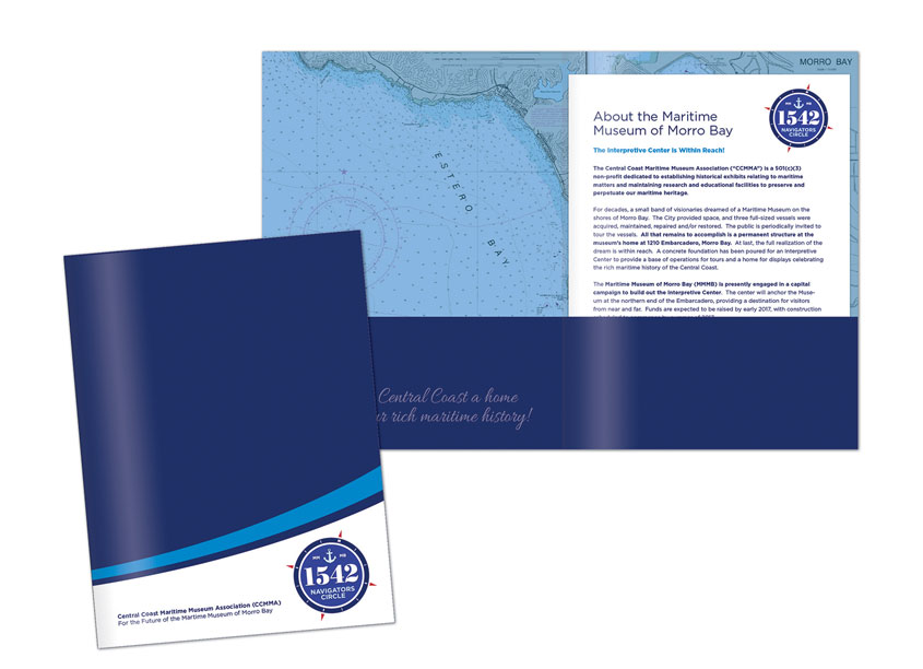 1542 Navigators Circle Promotional Campaign by HB Design