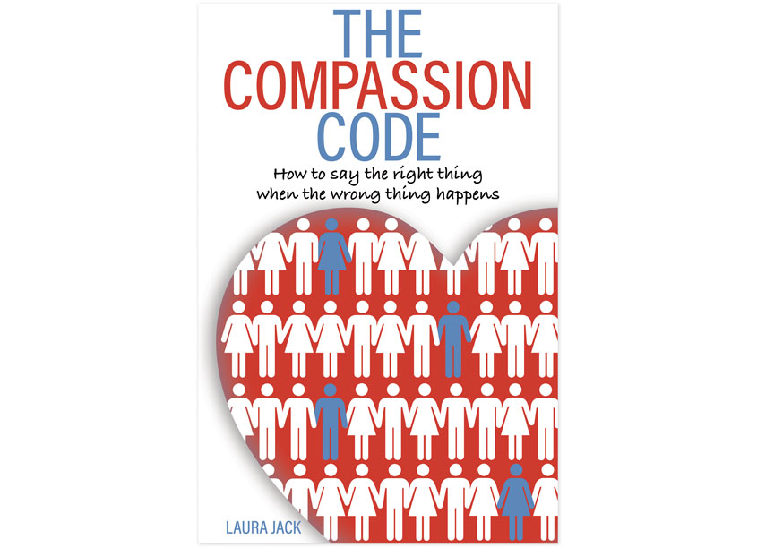 artistcalledparis  The Compassion Code Book Cover Design