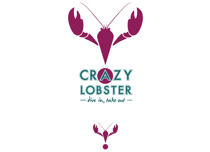 The Formation Creative Consultants Europe Ltd. Crazy Lobster Logotype