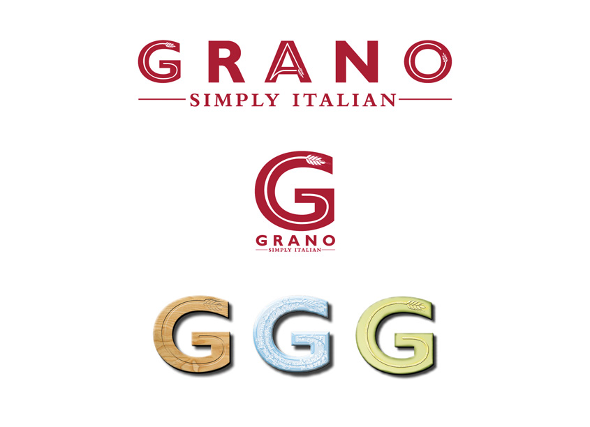 The Formation Creative Consultants Europe Ltd. GRANO Logotype