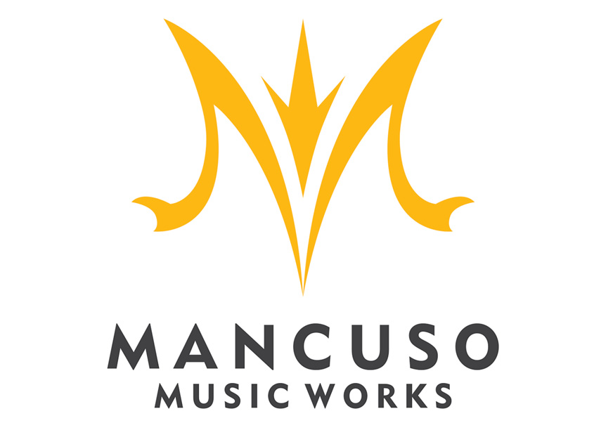 Mancuso Music Works Logo by The JVP Group
