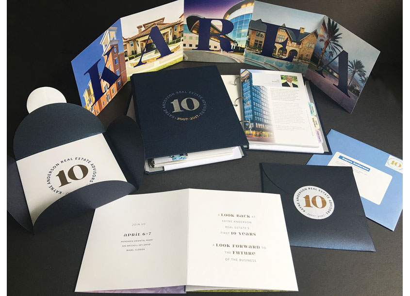 KAREA 10th Anniversary by KBCDCO: Kate Borman Creative Design Co.