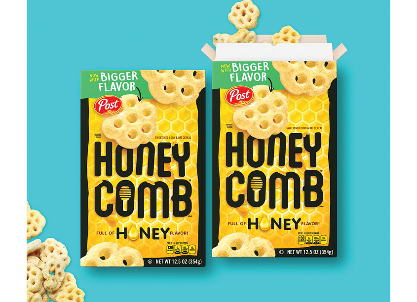 Honeycomb Package Redesign by Anthem Worldwide