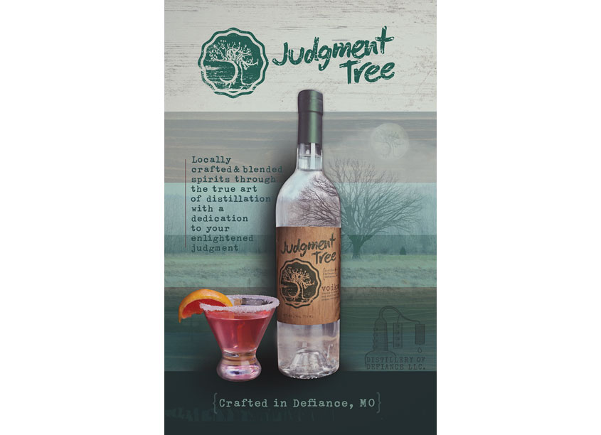 BFM Group Inc.  Judgment Tree Poster