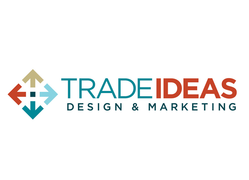 Trade Ideas Logo Design by Built Creative