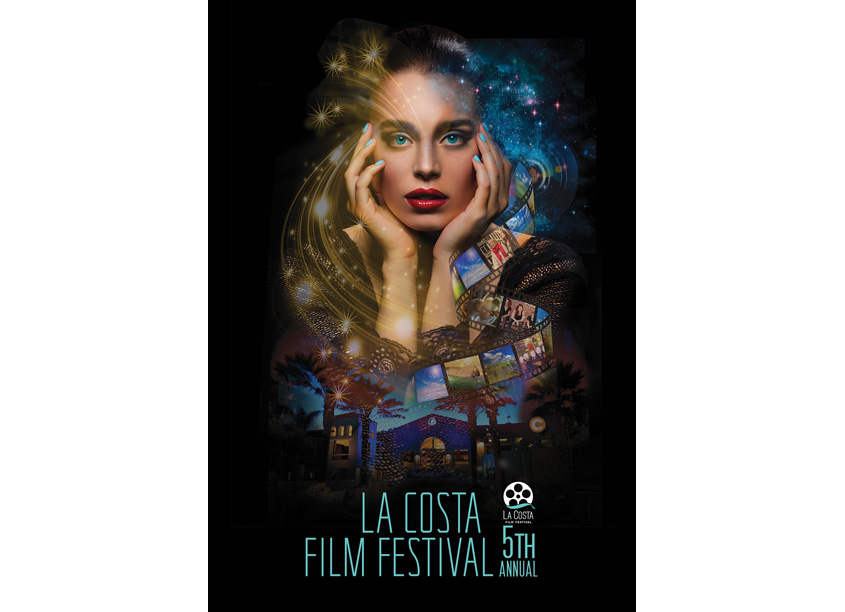 La Costa Film Festival by Craig Calsbeek Graphic Design