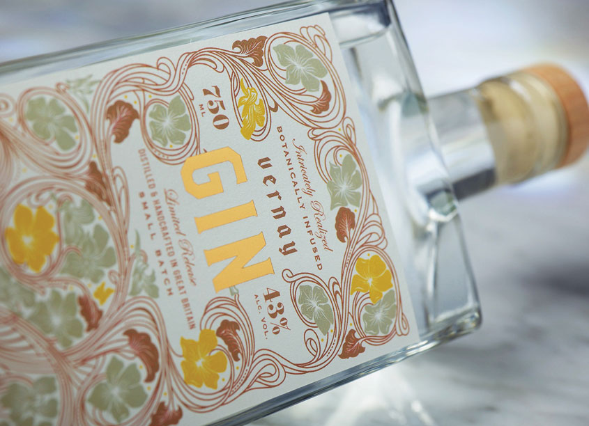 Vernay Gin by Farmhouse Design