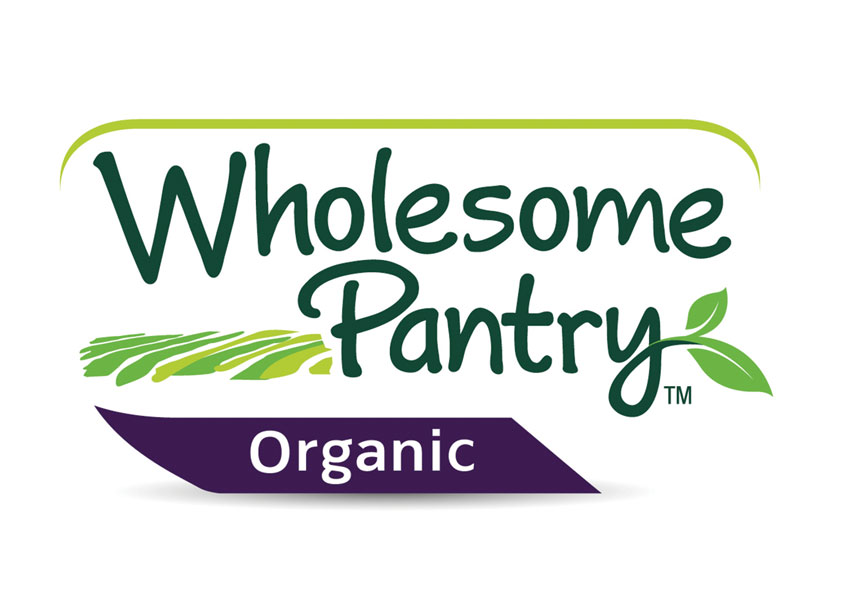 BMB Branding and Design LLC  Wholesome Pantry Logo Design