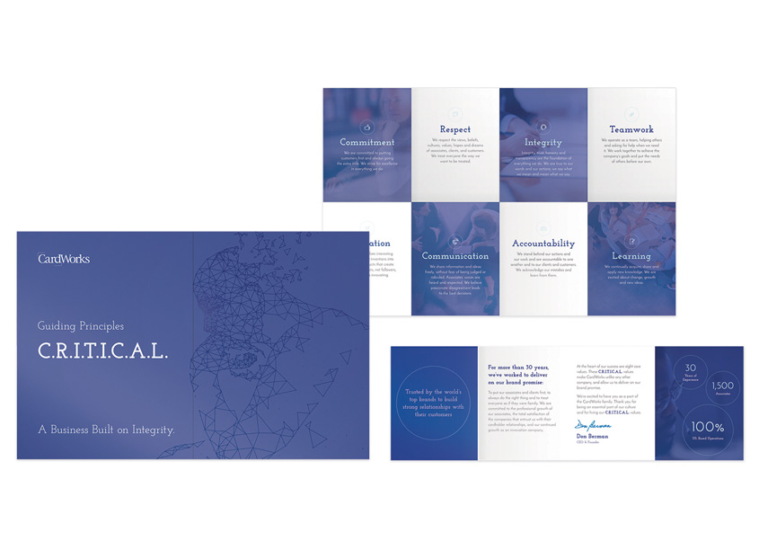 CRITICAL Brochure by Prosek Partners
