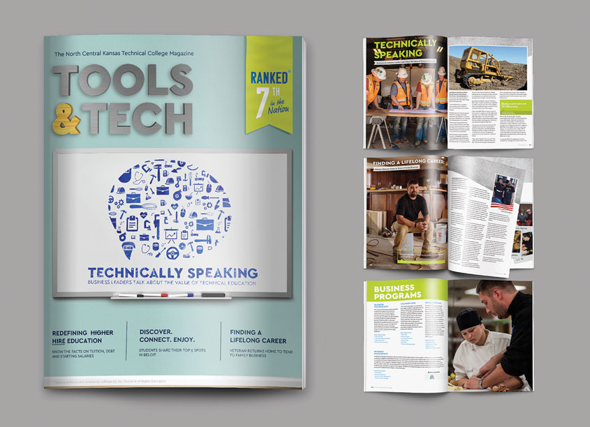 502 Media Group  Tools & Tech Magazine