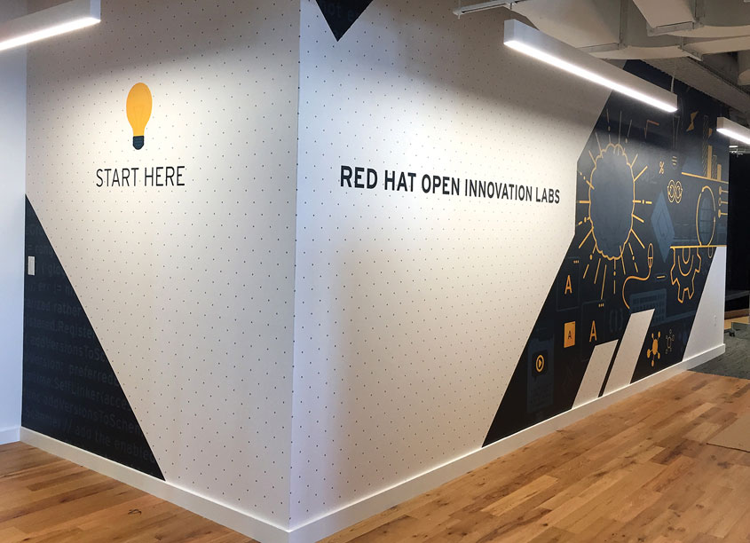 Open Innovation Labs by Red Hat
