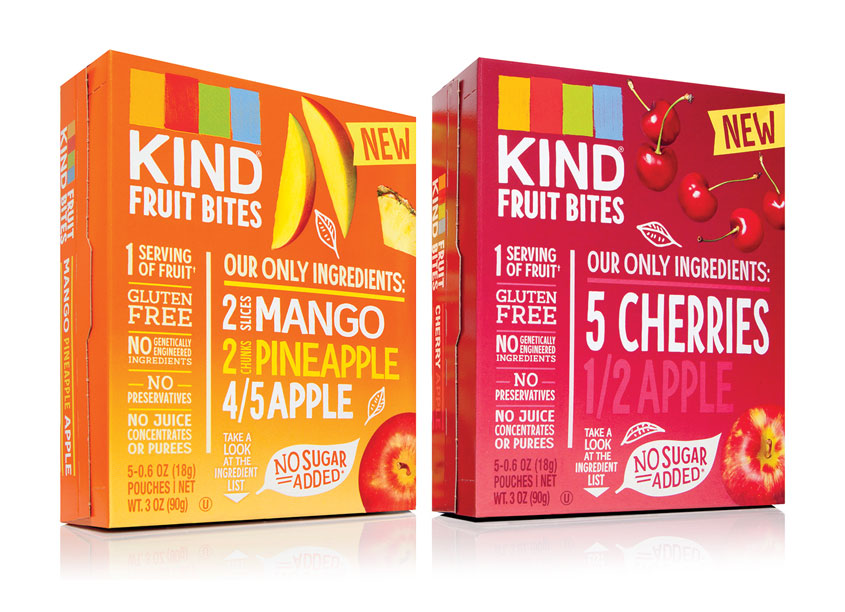KIND Fruit Bites by Little Big Brands
