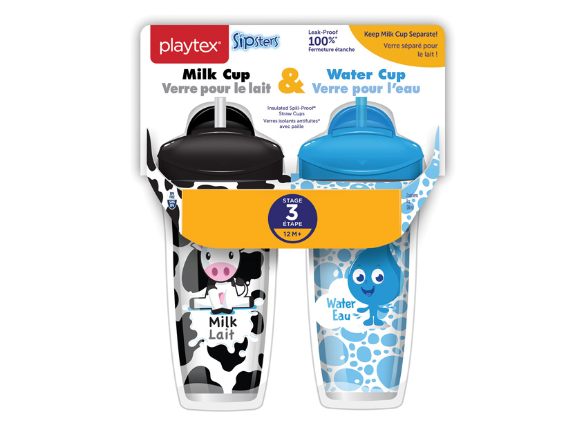 Cups & Mealtime Milk & Water Cups by domo domo IMG